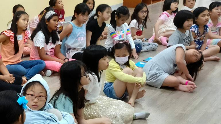 The Kuala Lumpur Children's Choir